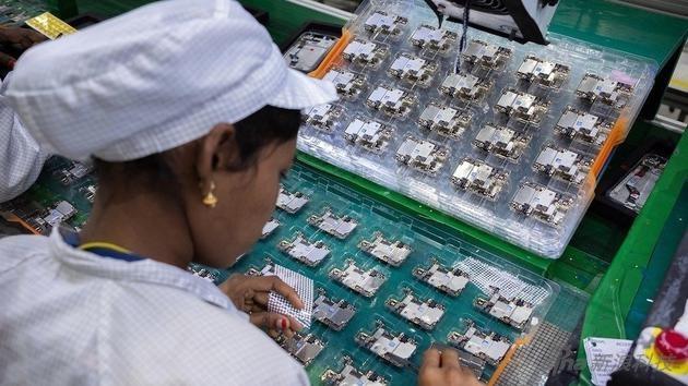 受疫情影响富士康印度工厂iPhone12产量降了一半