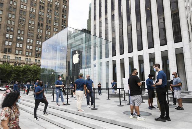 欧盟美国齐打压苹果等跨国巨头的避税暴利可能不保