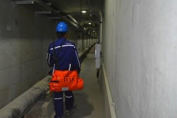 把脉城市生命线守护城市安全的地下工作者